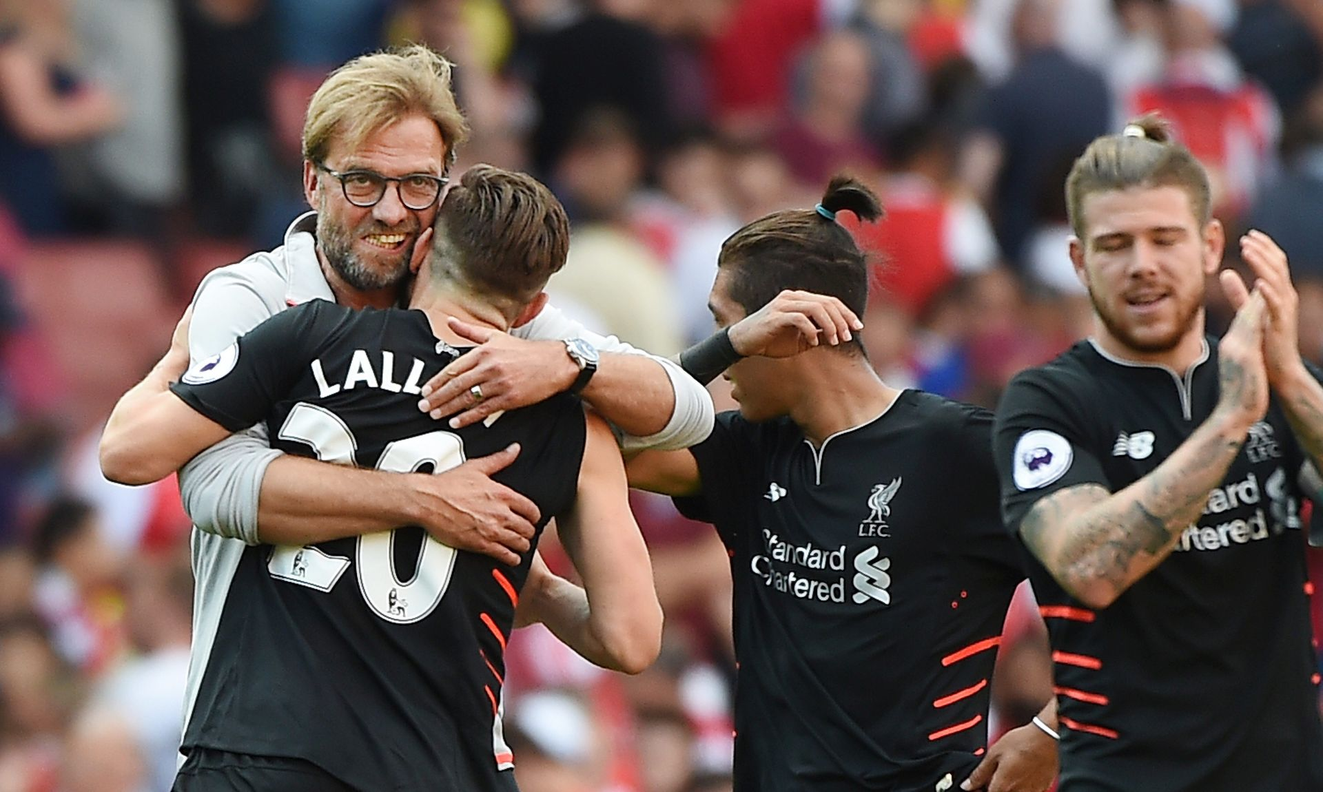 VIDEO: STARTALA PREMIERLIGA Pobjede oba Manchestera, golijada Liverpoola i Arsenala