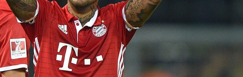 NJEMAČKI SUPERKUP Vidal i Müller za prvi trofej Ancelottija na klupi Bayerna
