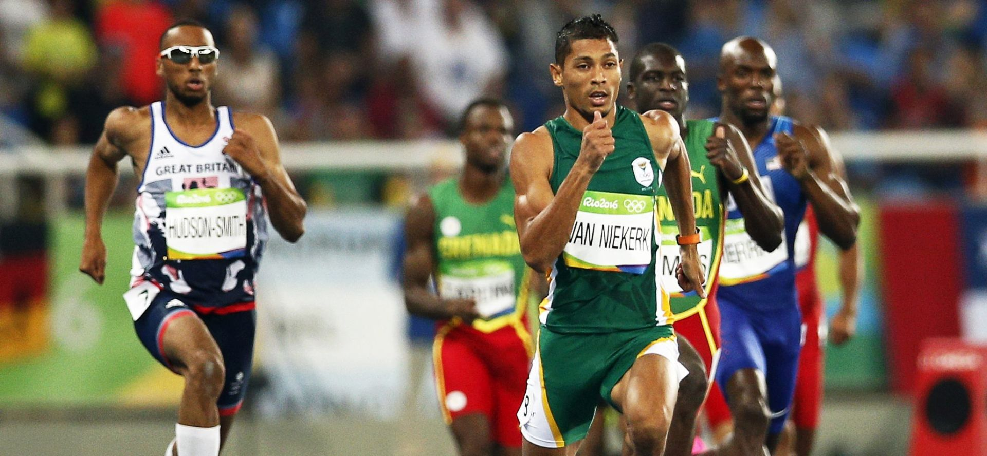 VIDEO: OI ATLETIKA Južnoafrikanac 'srušio' 17 godina star rekord na 400 metara