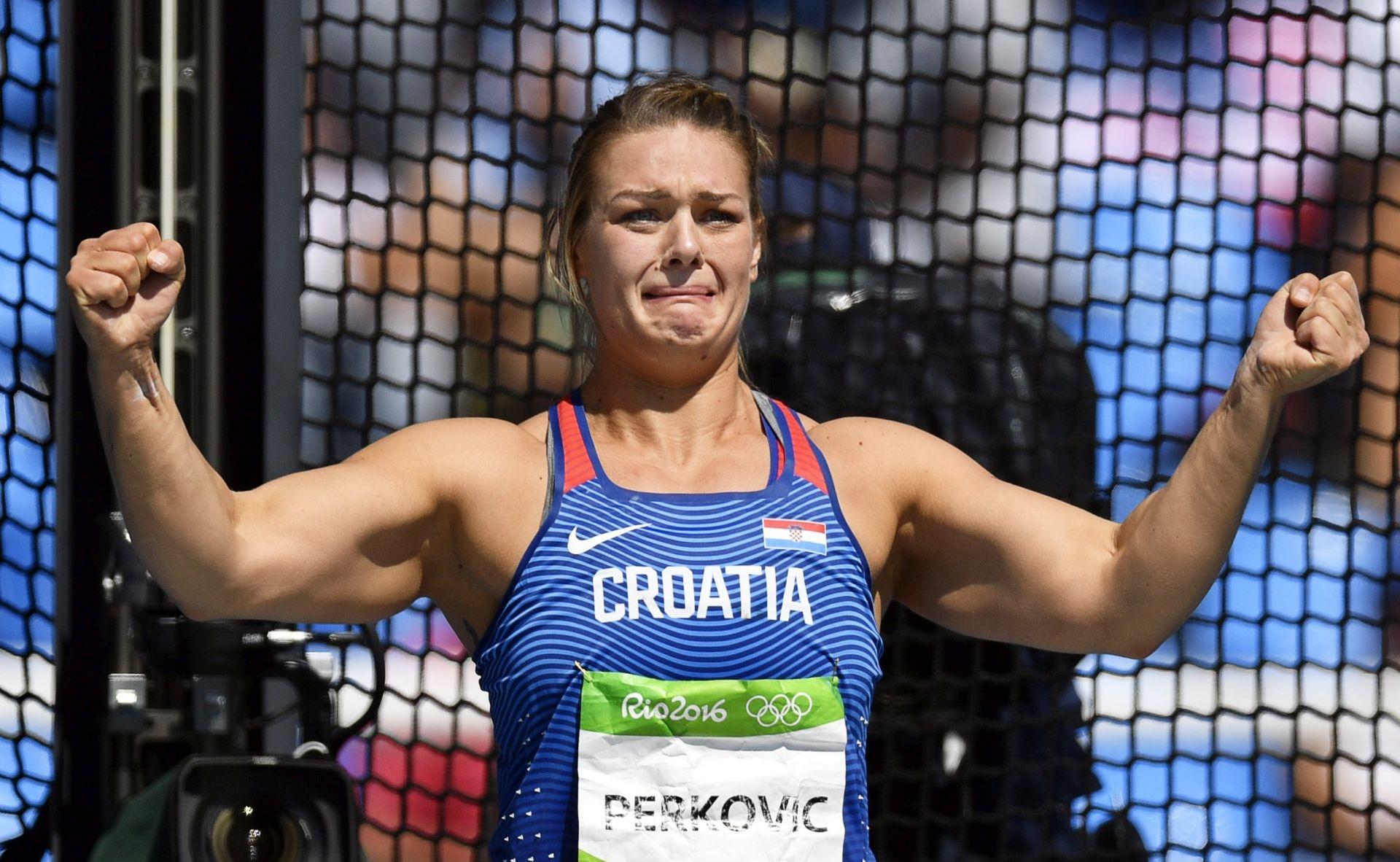 ZLATNA SANDRA PERKOVIĆ! Samo jedan ispravan hitac dovoljan za obranu olimpijskog naslova!