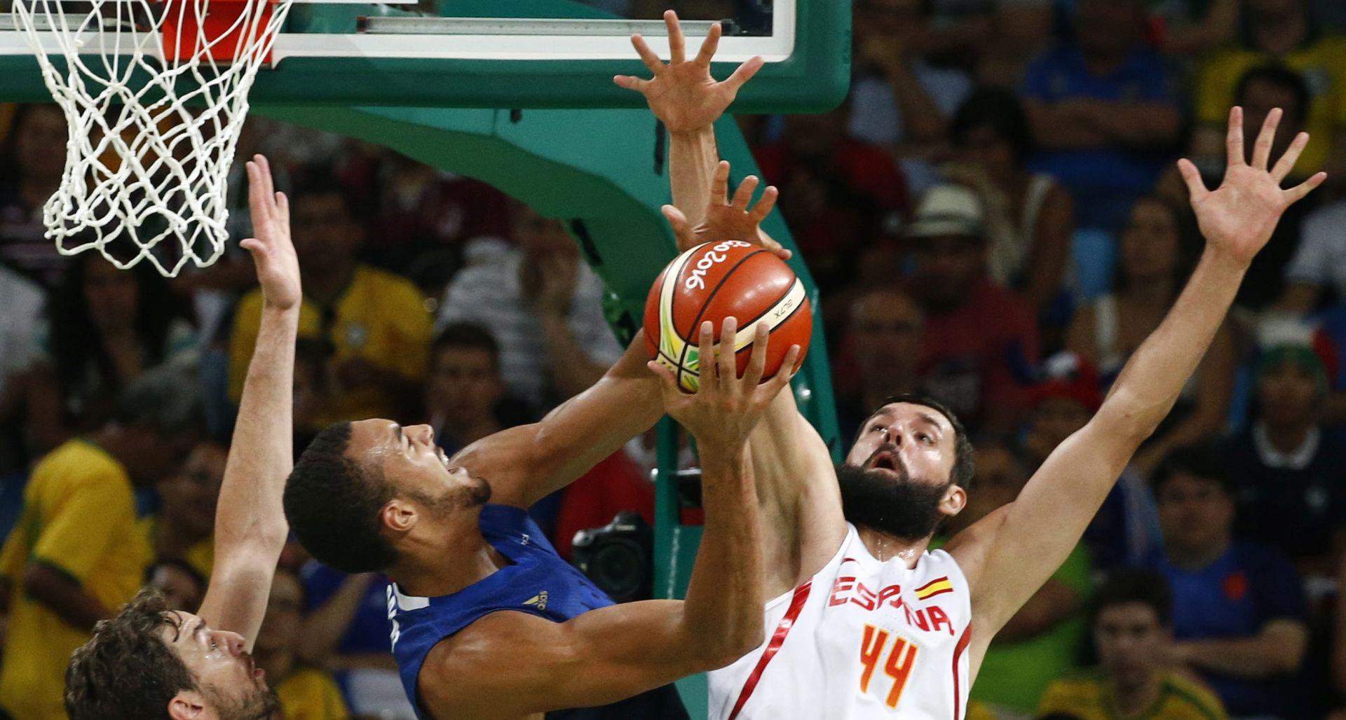 OI Rio: Španjolci uvjerljivi protiv Francuza