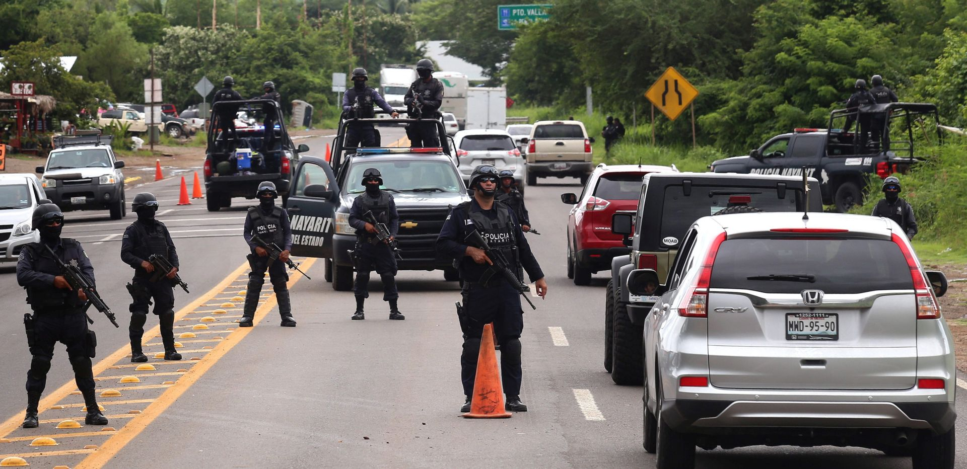 MEKSIKO Povjerenstvo za ljudska prava: Policija je smaknula 22 osobe i pokušala to zataškati