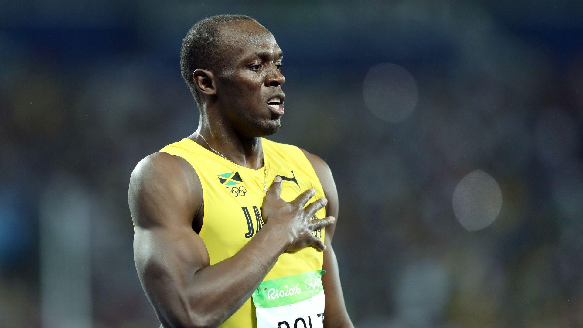 USAIN BOLT Jamajčanin za devet zlata trčao 114 sekundi