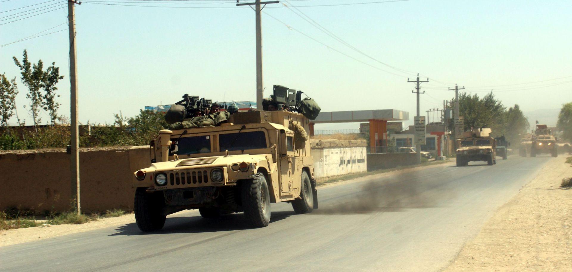 AFGANISTAN Talibani zauzeli ključni okrug u provinciji Kunduz