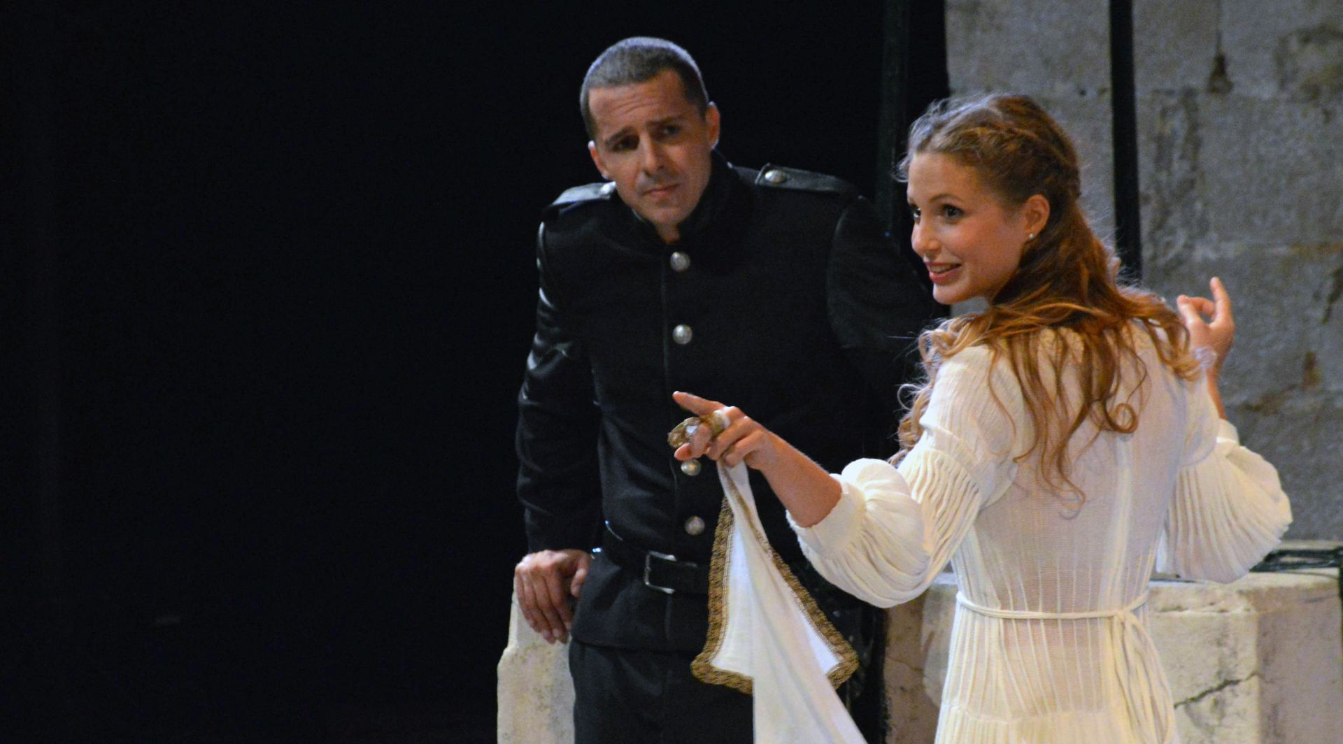 """DUBROVAČKE LJETNE IGRE """"Othello"""" premijerno izveden na tvrđavi Lovrjenac"""