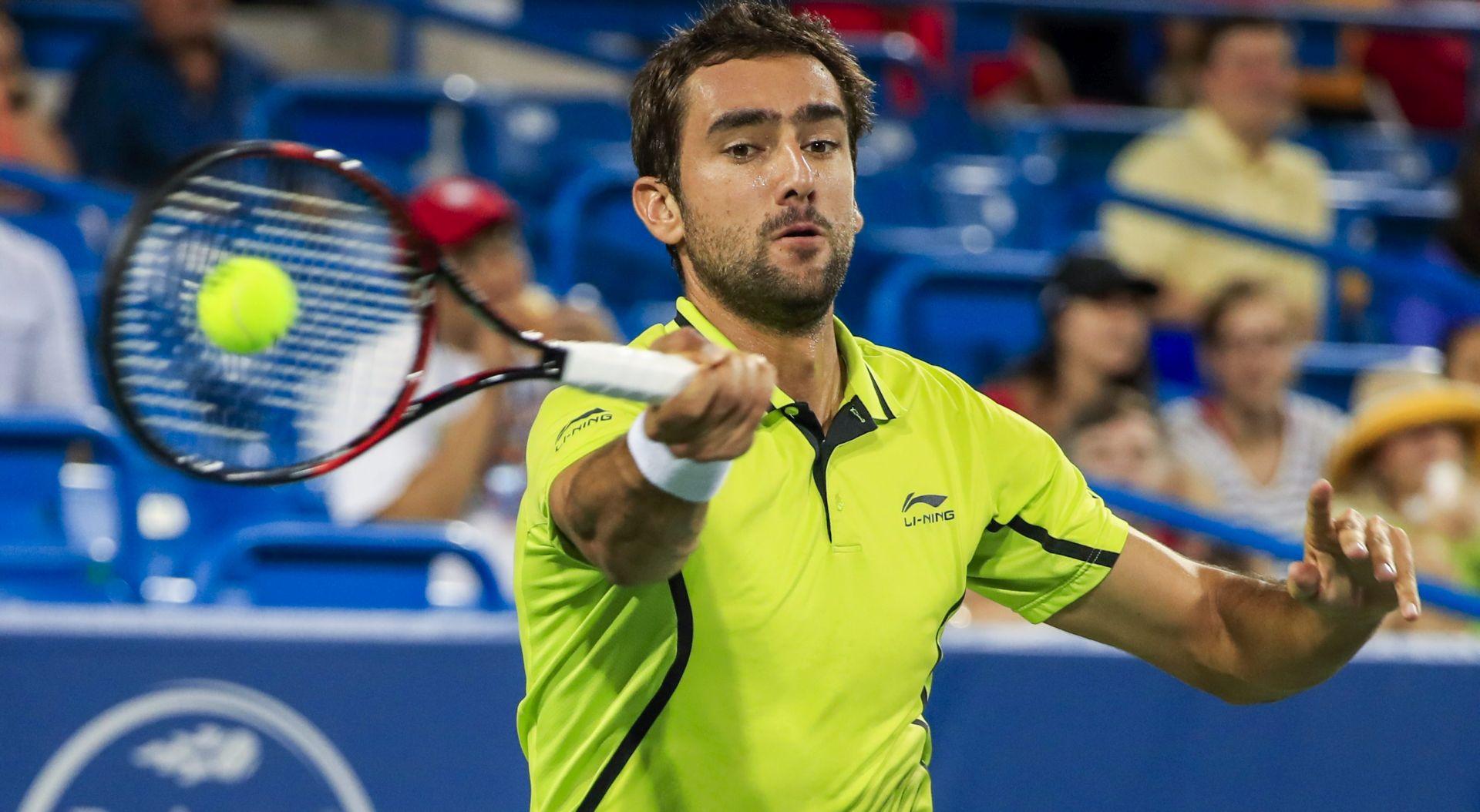 ATP CINCINNATI Čilić u finalu, za naslov protiv Murrayja