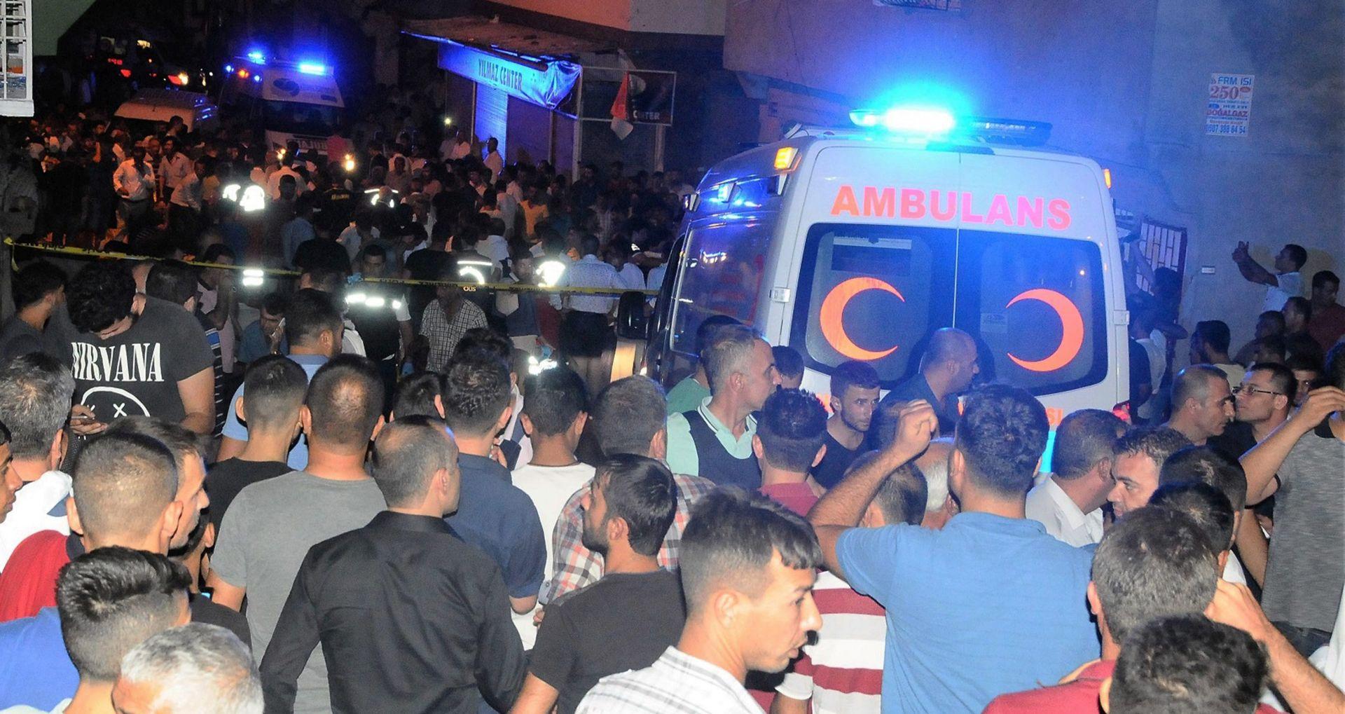 Erdogan: Bombaš u Gaziantepu bio je dijete između 12 i 14 godina