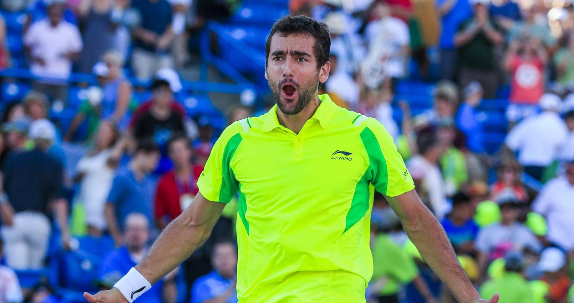 ATP LJESTVICA Čilić se vratio u Top10, nakon osvajanja Cincinnatija skočio na deveto mjesto