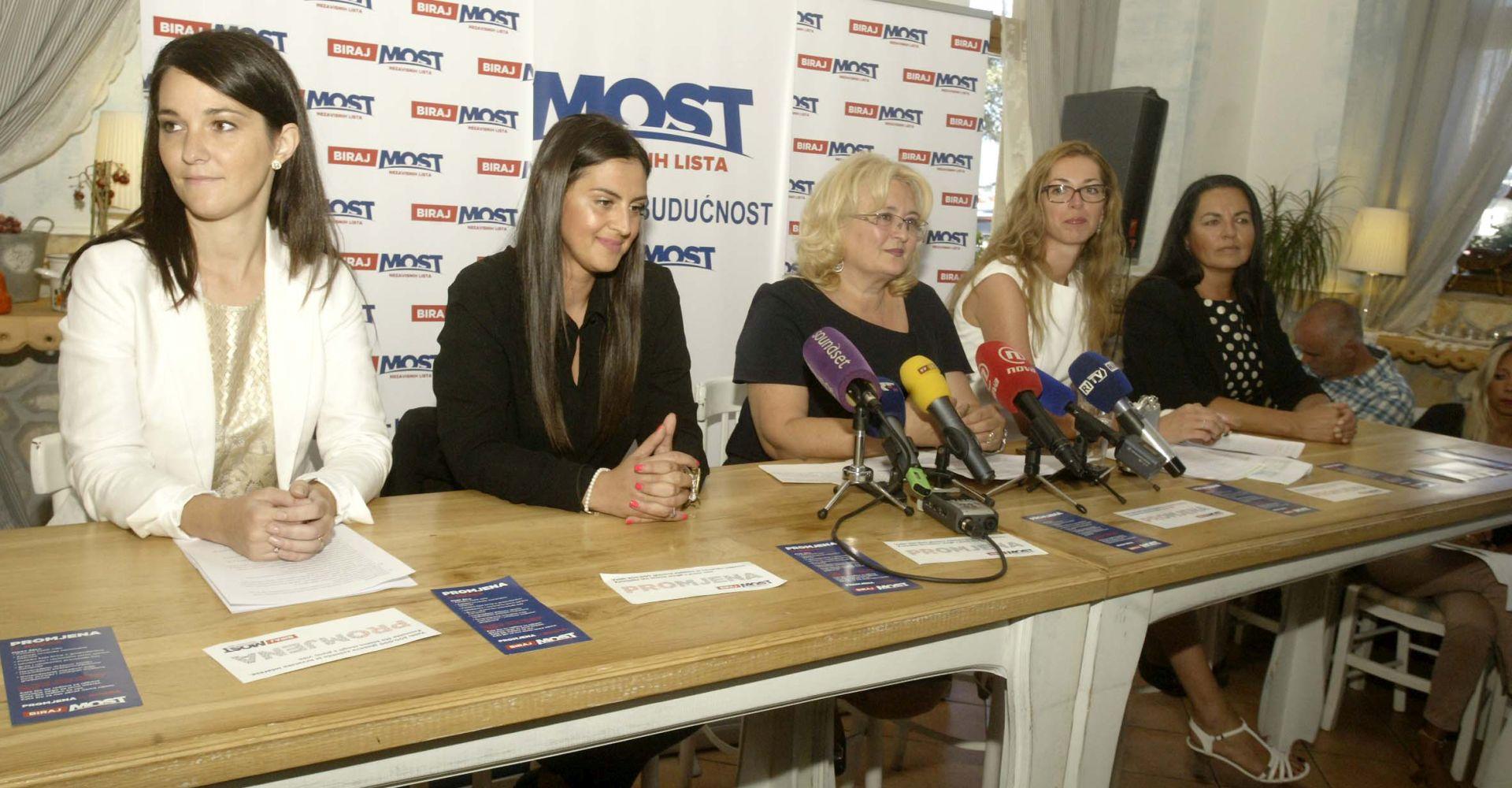 Rijeka: 'Mostovke' upozoravaju na podzastupljenost žena na listama