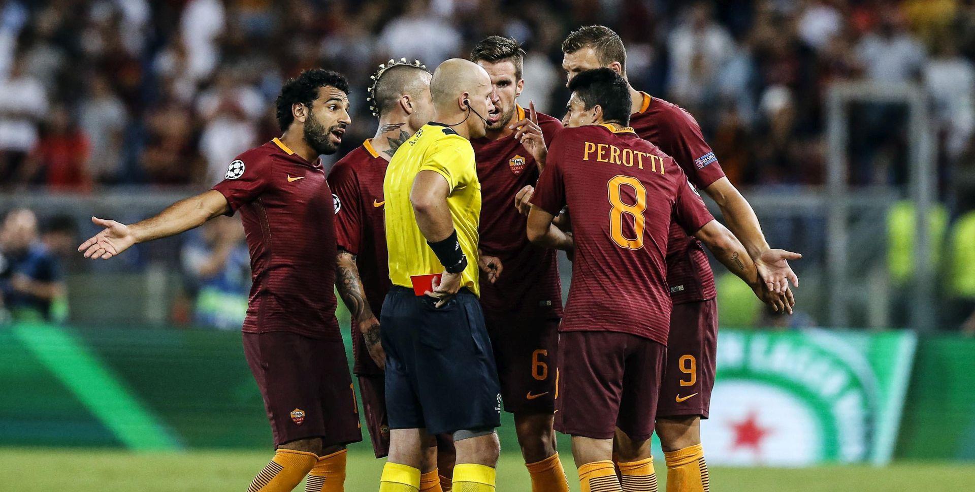 PLAYOFF LIGE PRVAKA Roma ispala s dva igrača manje, prolazak Monaca I Celtica