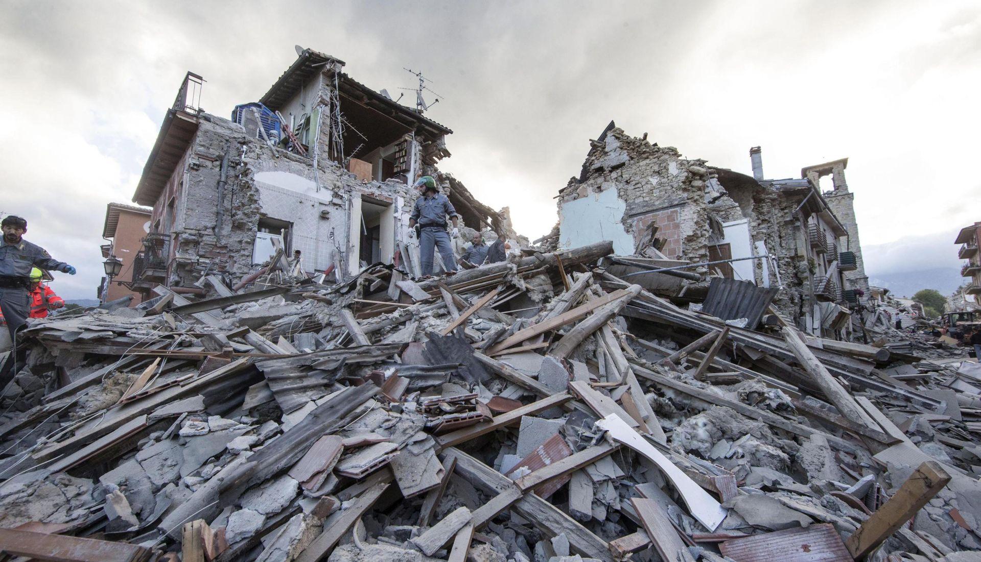 NA 'UDARU' SVAKIH PET GODINA Što Italija može učiniti kako bi bila otpornija na potrese?