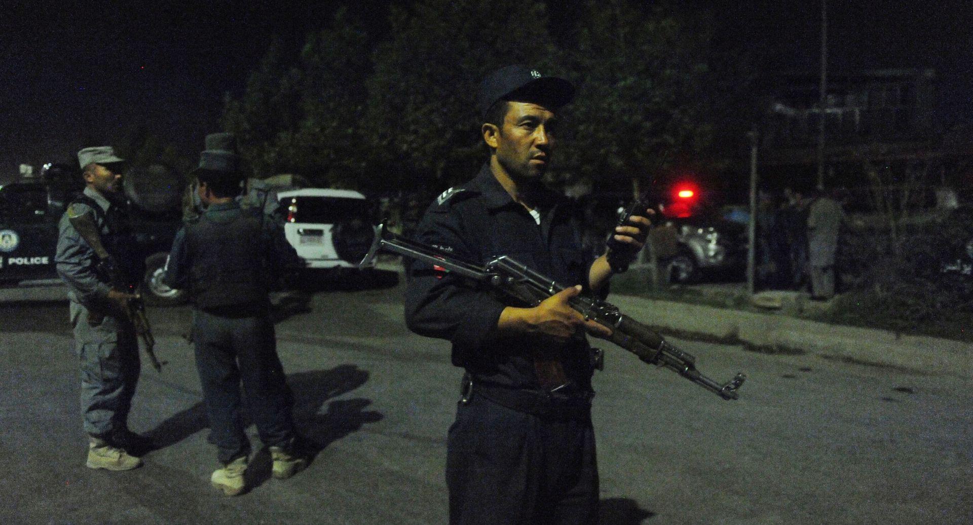 KABUL Oružani napad na Američko sveučilište, najmanje 13 poginulih