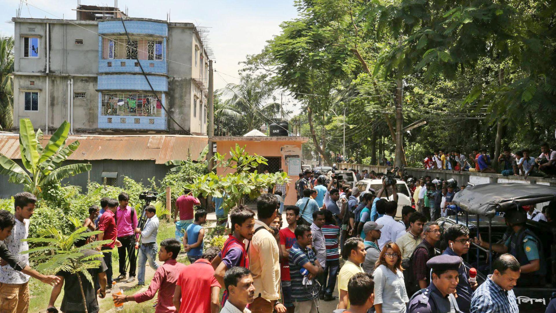 BANGLADEŠ Ubijen glavni osumnjičeni za teroristički napad u Dhaki