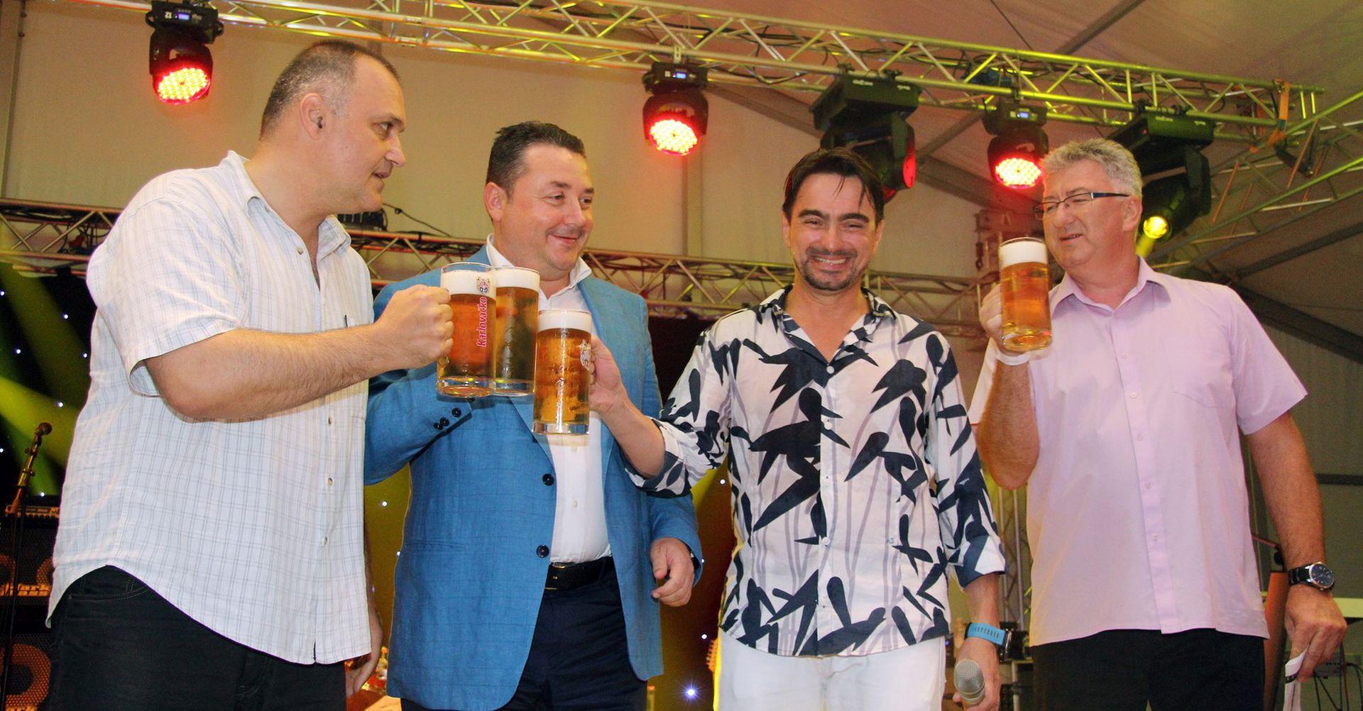 """30. """"Dani piva' u Karlovcu, gdje se pivo proizvodi kontinuirano od 1854."""