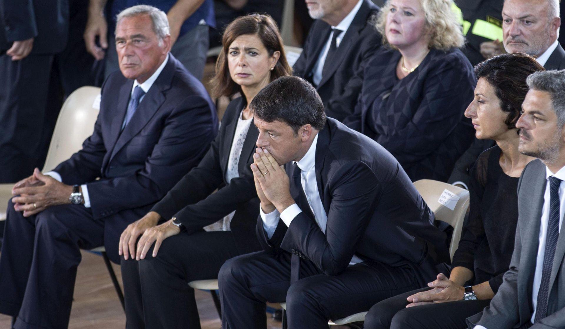 Italija oplakuje 290 žrtava potresa