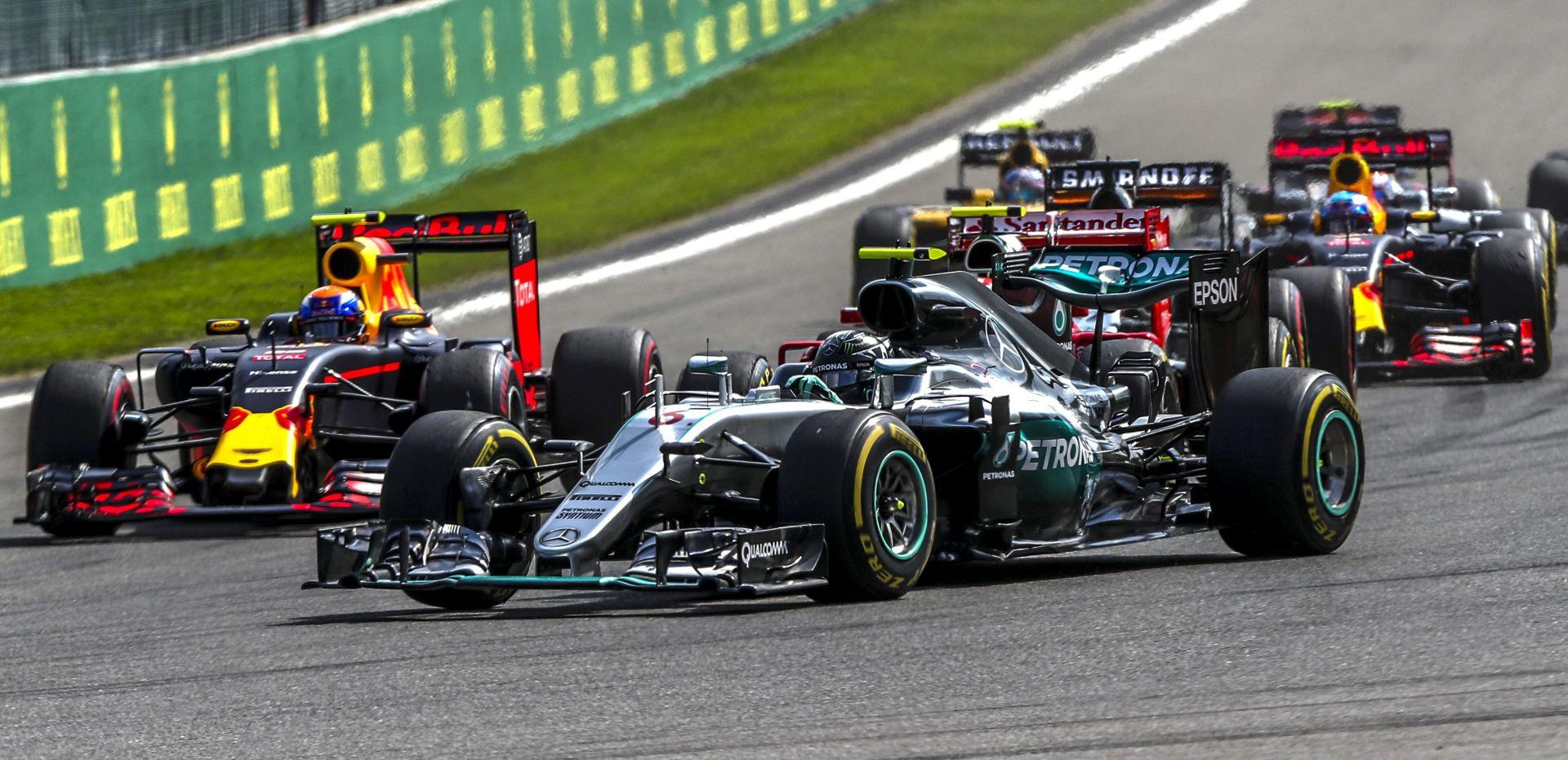 VN Brazila: Hamilton ispred Rosberga, odluka o prvaku u zadnjoj utrci