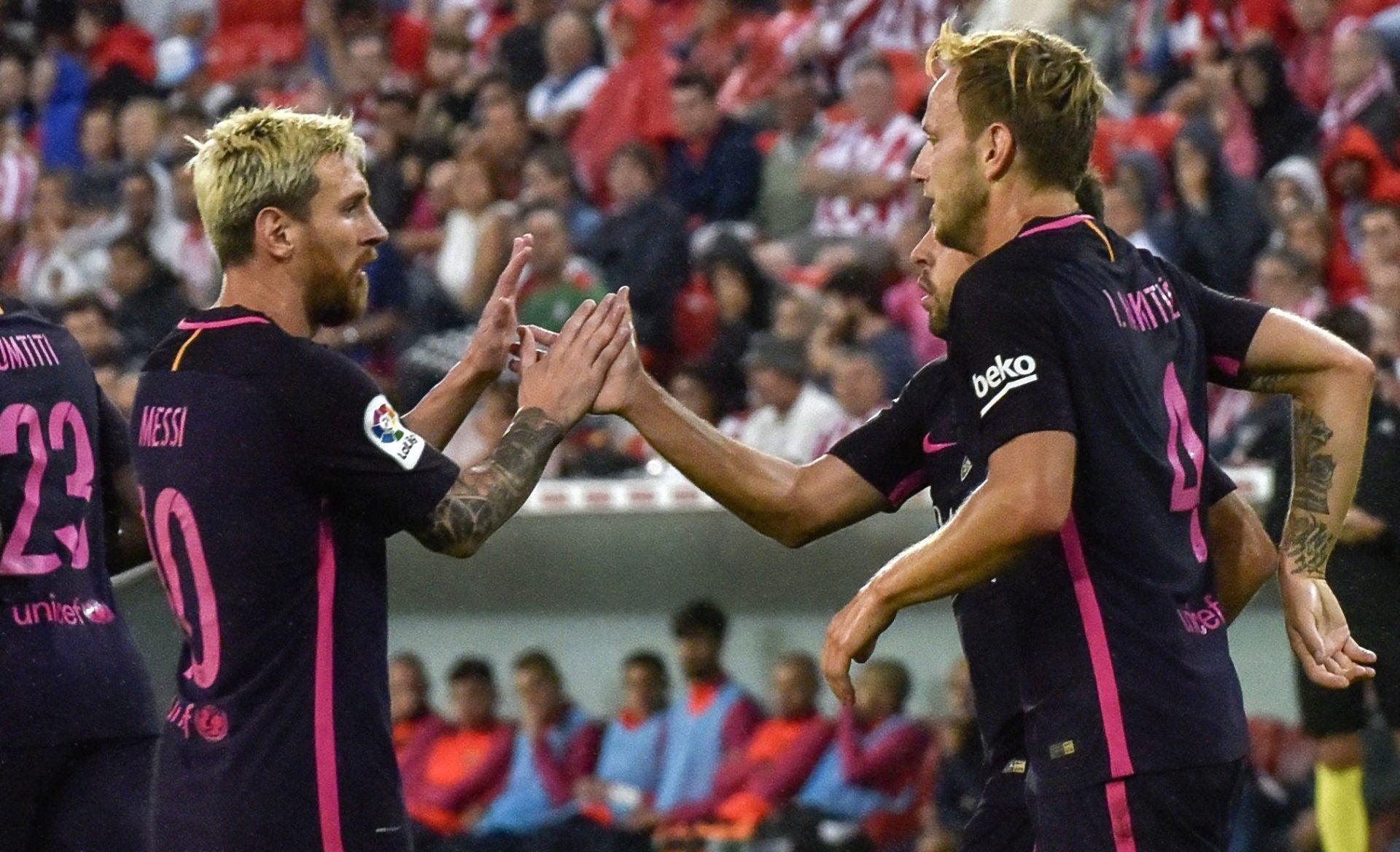 VIDEO: Rakitić jedini strijelac u pobjedi Barcelone nad Athleticom