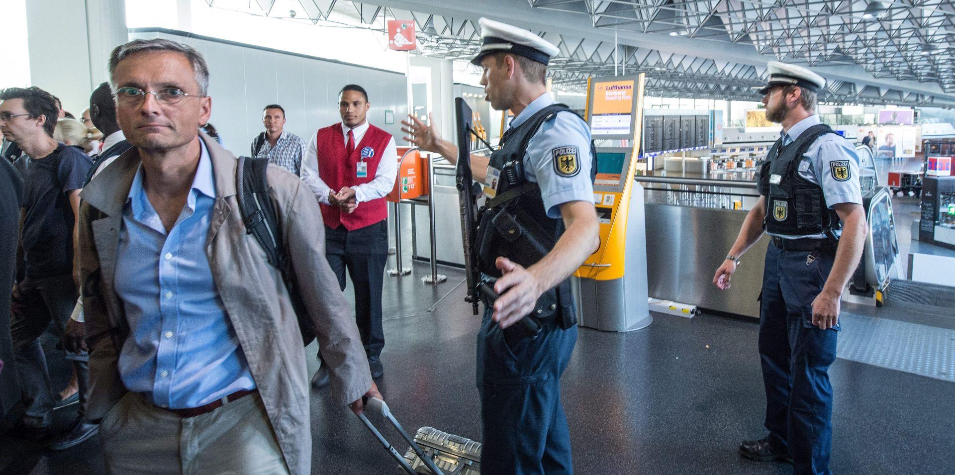 Frankfurt: Uzrok sigurnosne uzbune u zračnoj luci je nesporazum