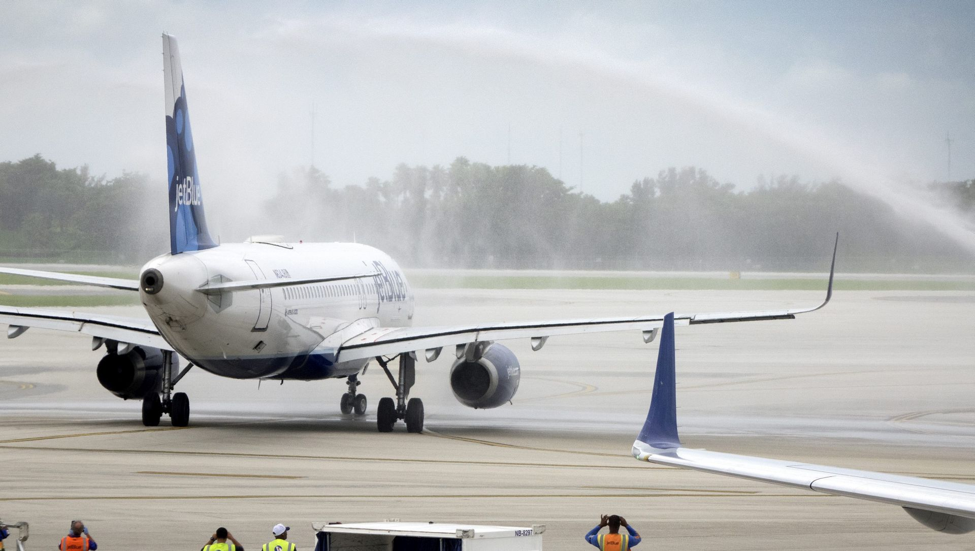 POVIJESNI LET Poletio prvi komercijalni let iz SAD-a prema Kubi, nakon više od 50 godina