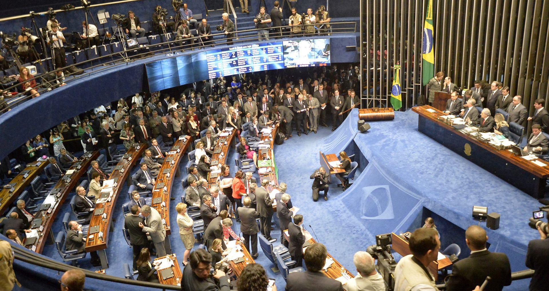 BRAZIL Senat izglasao opoziv Dilme Rousseff