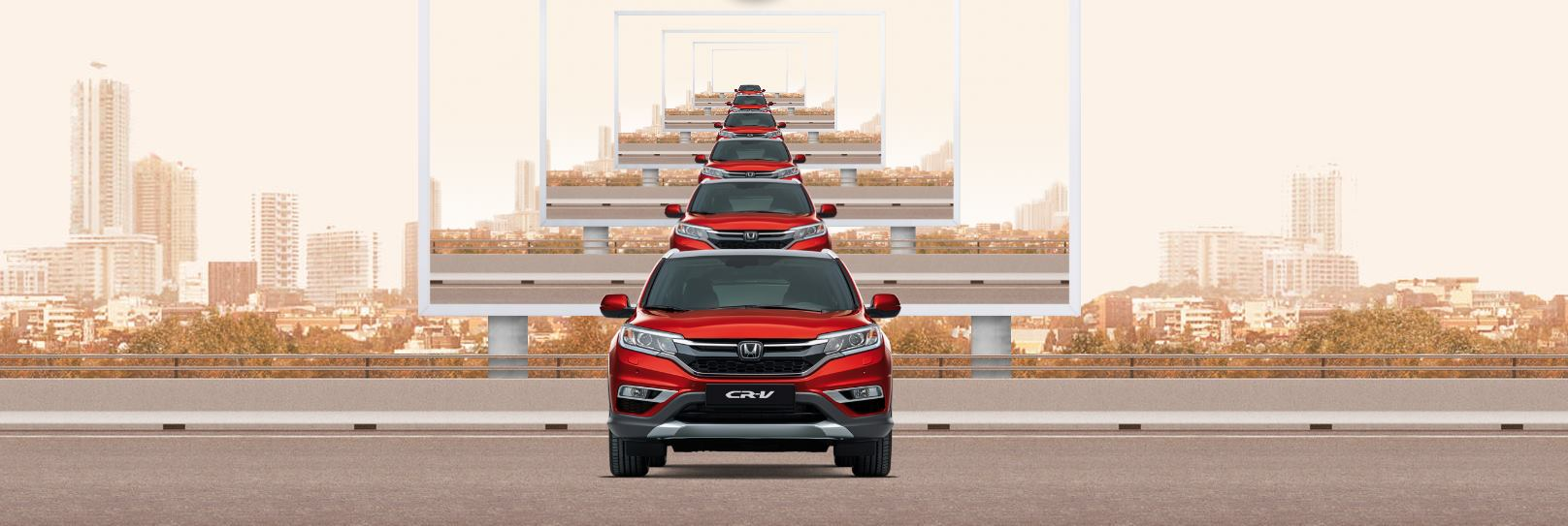 Jedan od najpopularnijih SUV modela Honda CR-V 2.0 i-VTEC 2WD Comfort