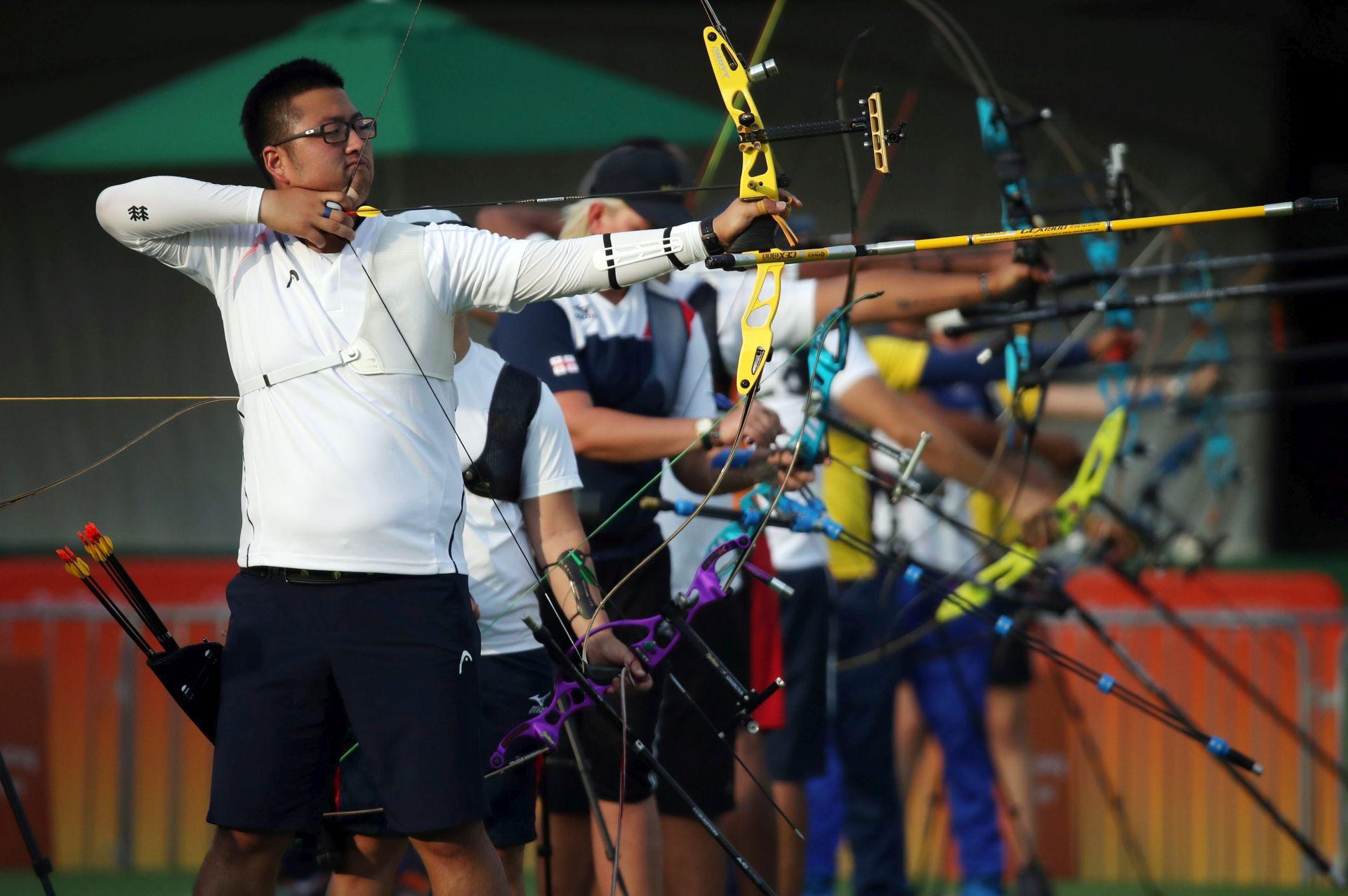 OI RIO: Svjetski rekord Kima u streličarstvu