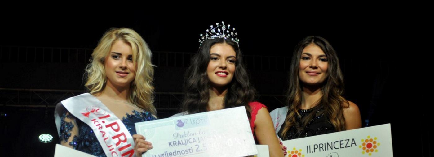 FOTO: Izabrana nova Kraljica i Princeze Jadrana 2016. koje će se natjecati na izboru za Kraljicu Hrvatske