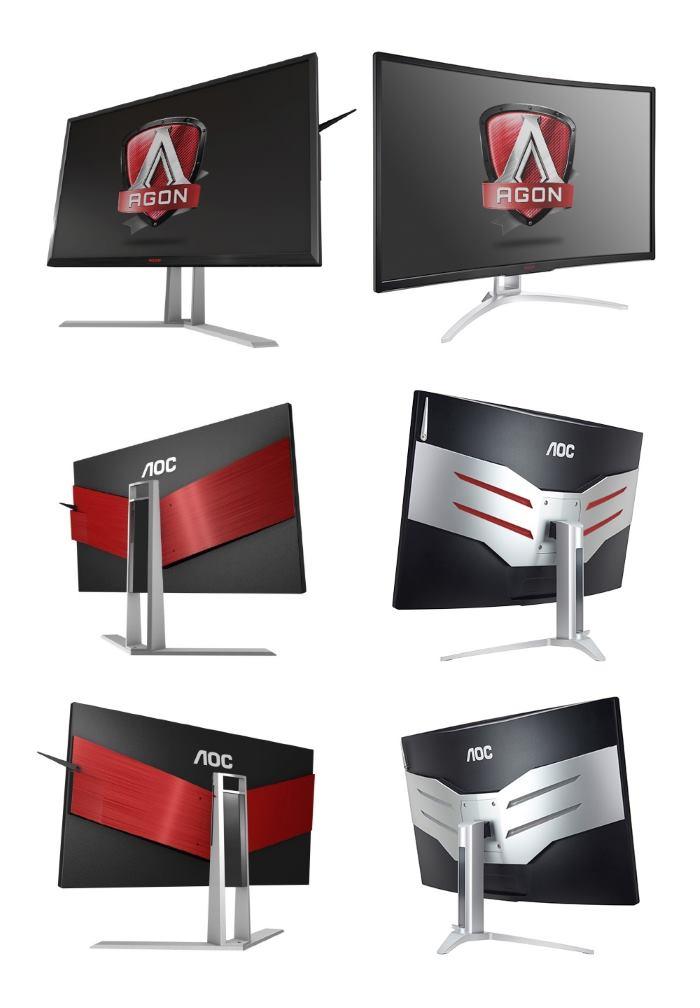 Nova AOC linija igracih monitora - AGON