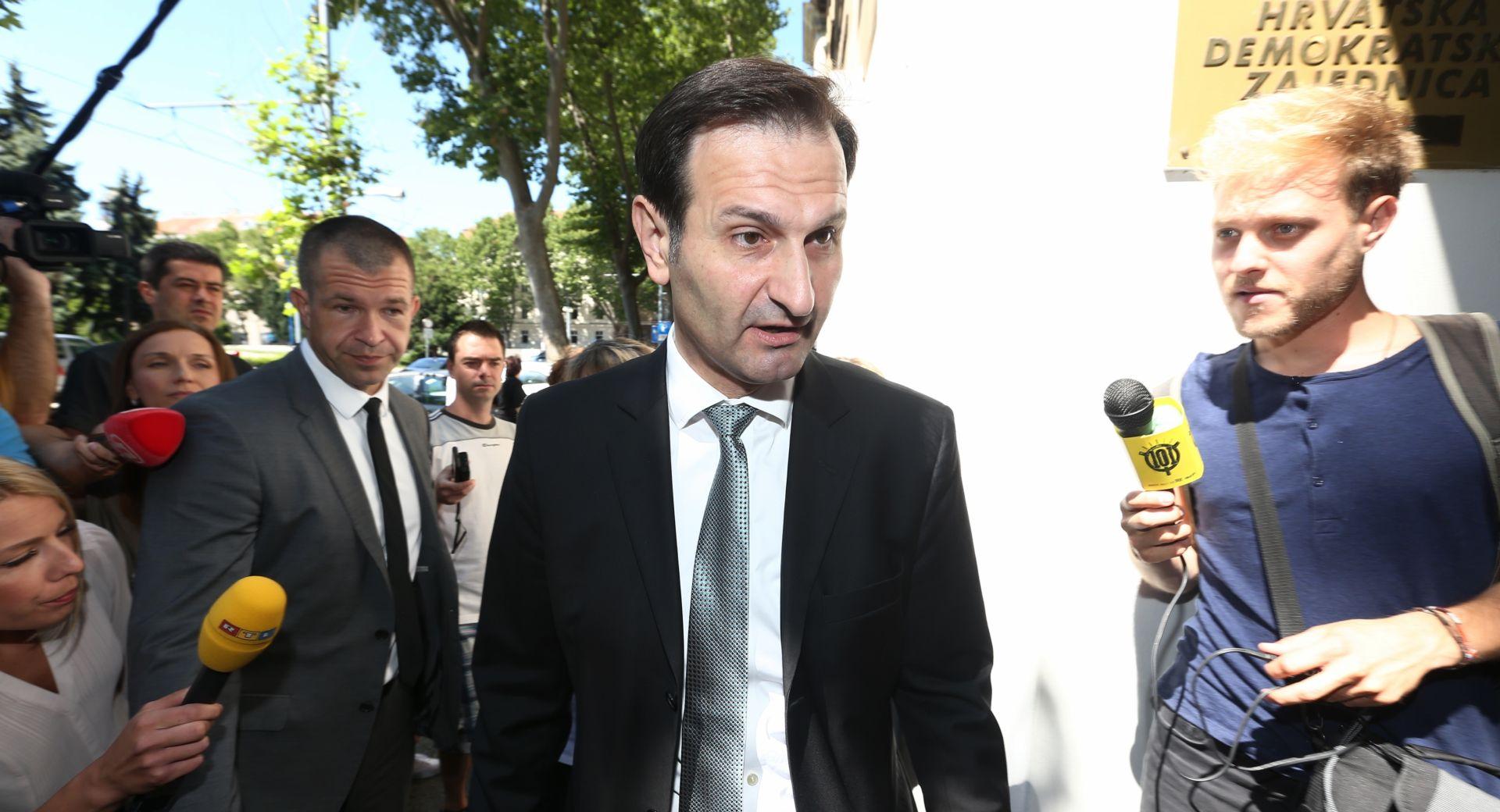 "MIRO KOVAČ ""Nije 'lex Perković', nego 'lex Milanović'"""