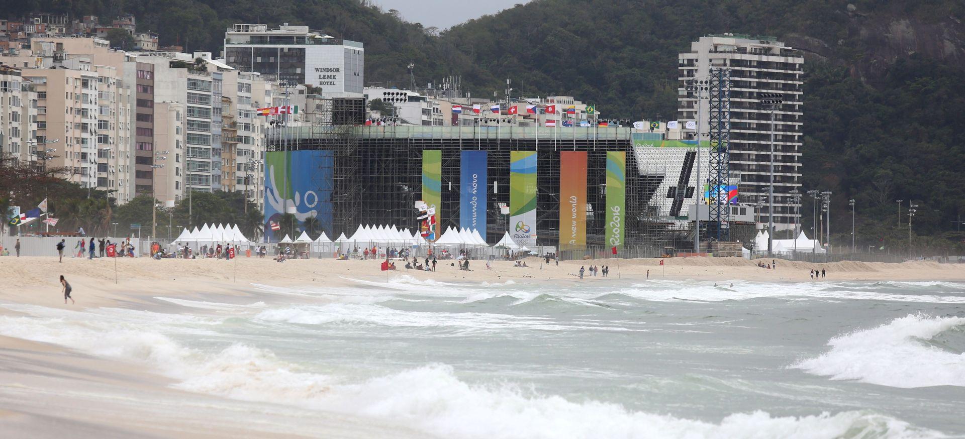 OI RIO Rusiju će na Olimpijadi predstavljati 270 sportaša