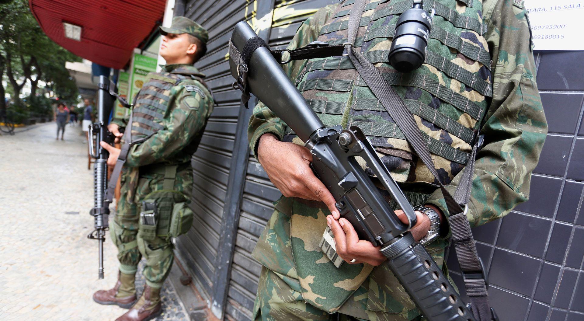 U policijskoj akciji u Riju ubijena tri krijumčara droge