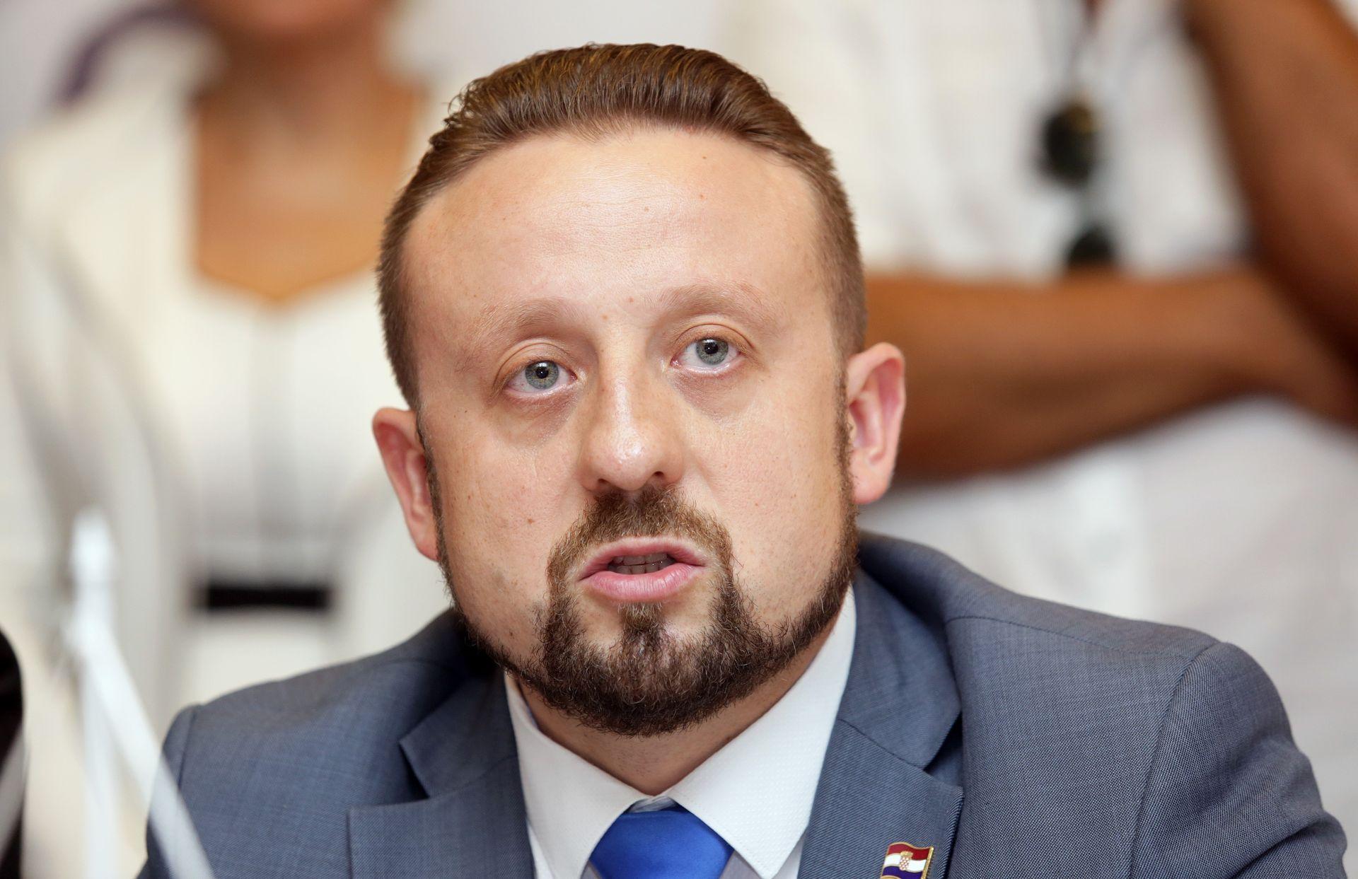 """TEPEŠ """"Milanović je spreman uzviknuti 'Za dom spremni' samo da dođe na vlast"""""""