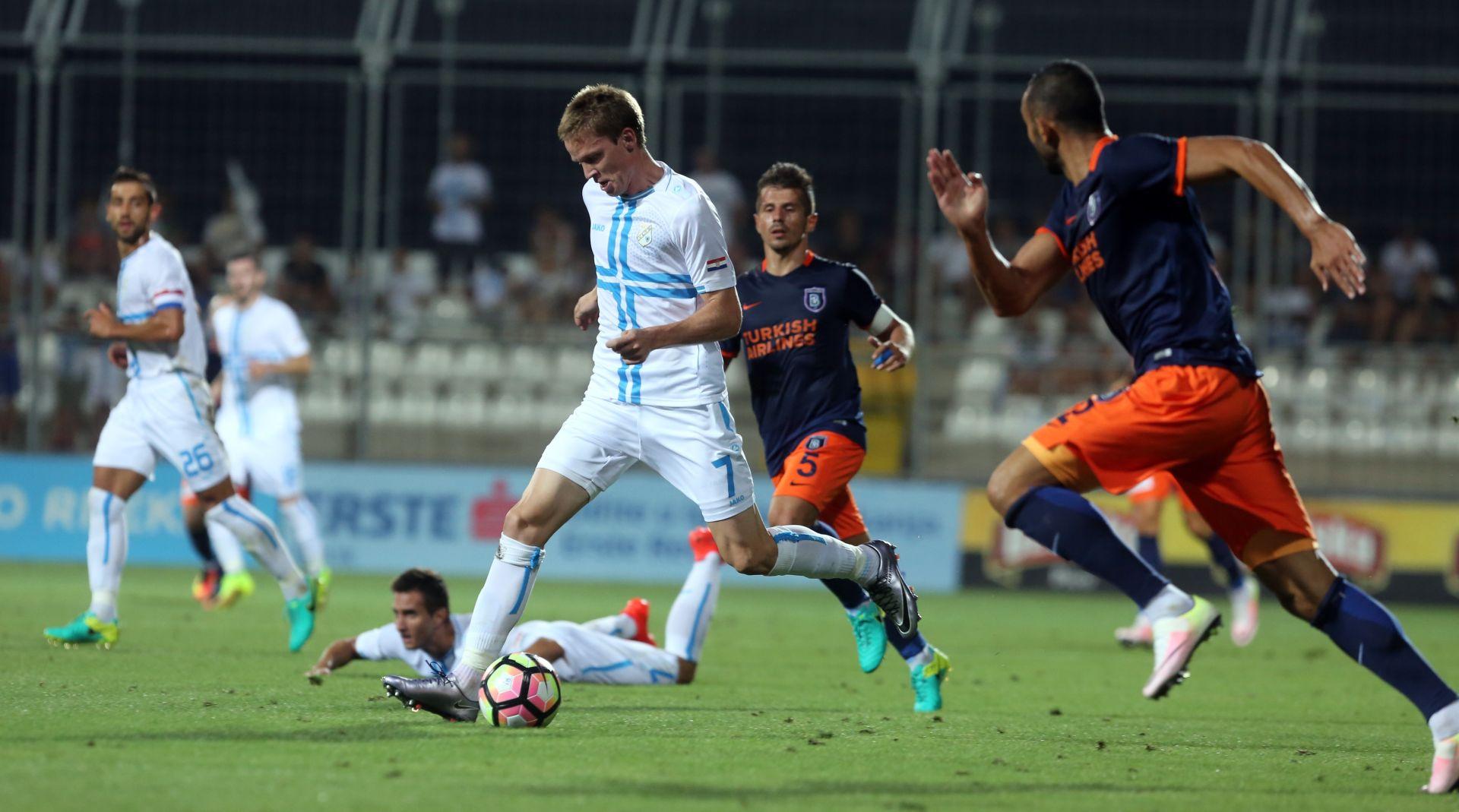 EUROPA LIGA Rijeka dva puta vodila, remi ih izbacio iz playoffa