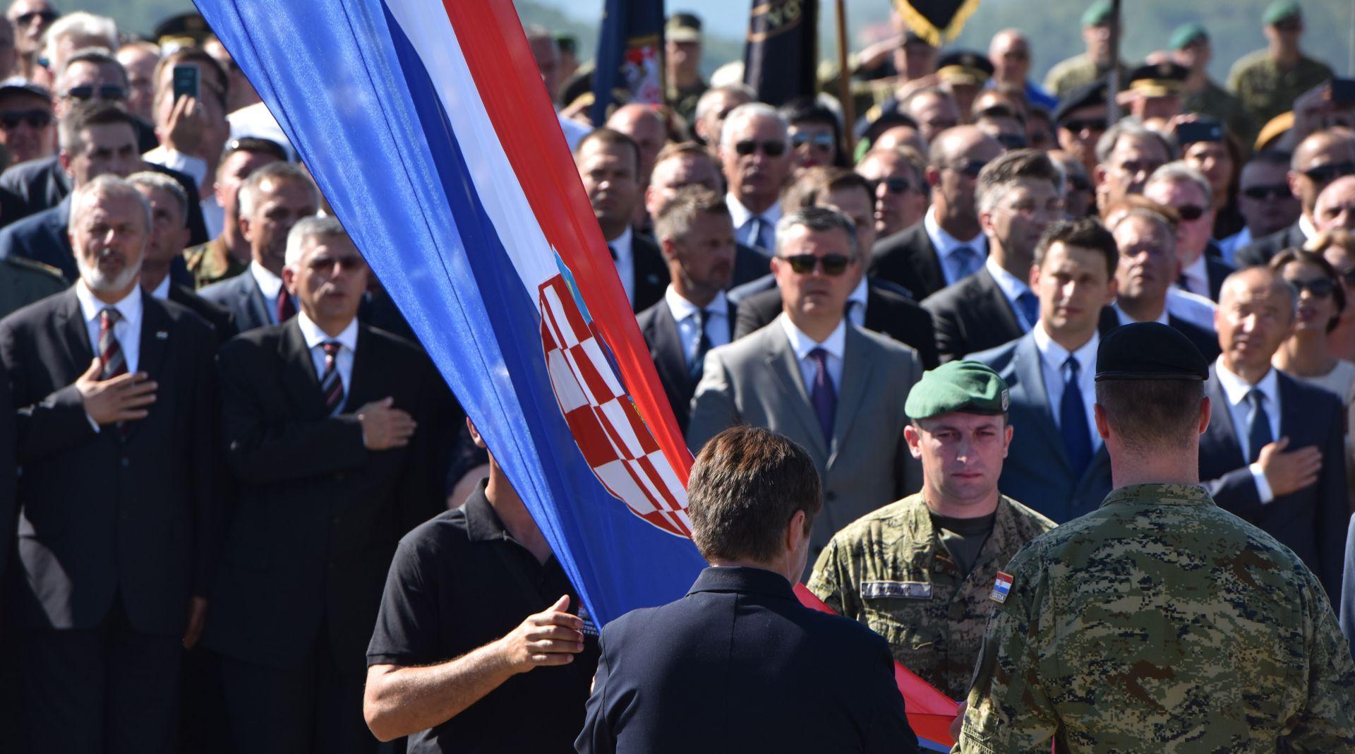 OBLJETNICA OLUJE Ministri povodom Dana pobjede i Dana branitelja: 'To su dani ponosa i slave'