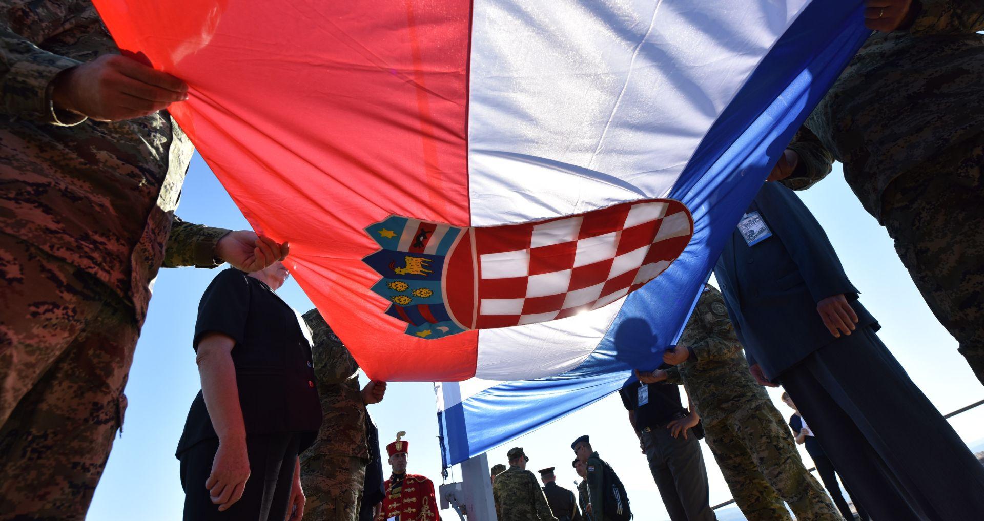 Vukovar – simbol obrane, Knin – simbol pobjede