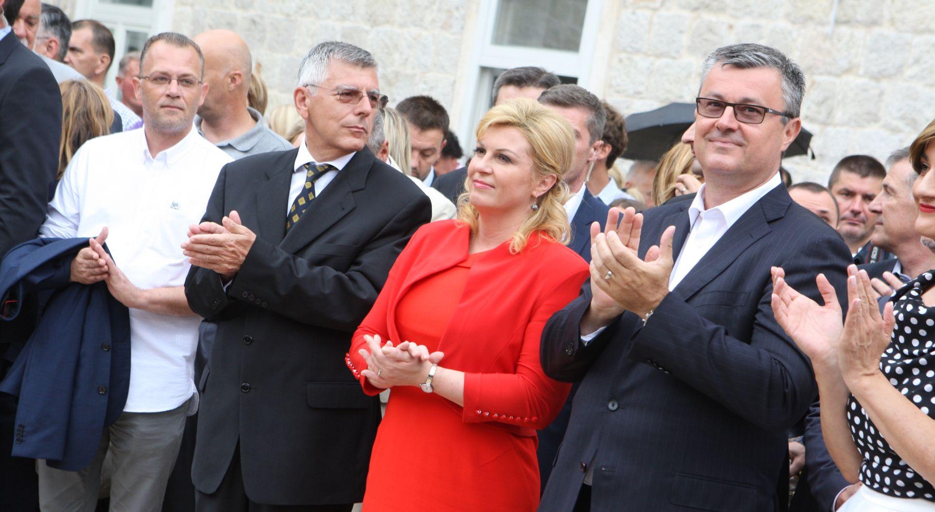 GRABAR KITAROVIĆ 'Očekujem ambicioznu novu hrvatsku Vladu'