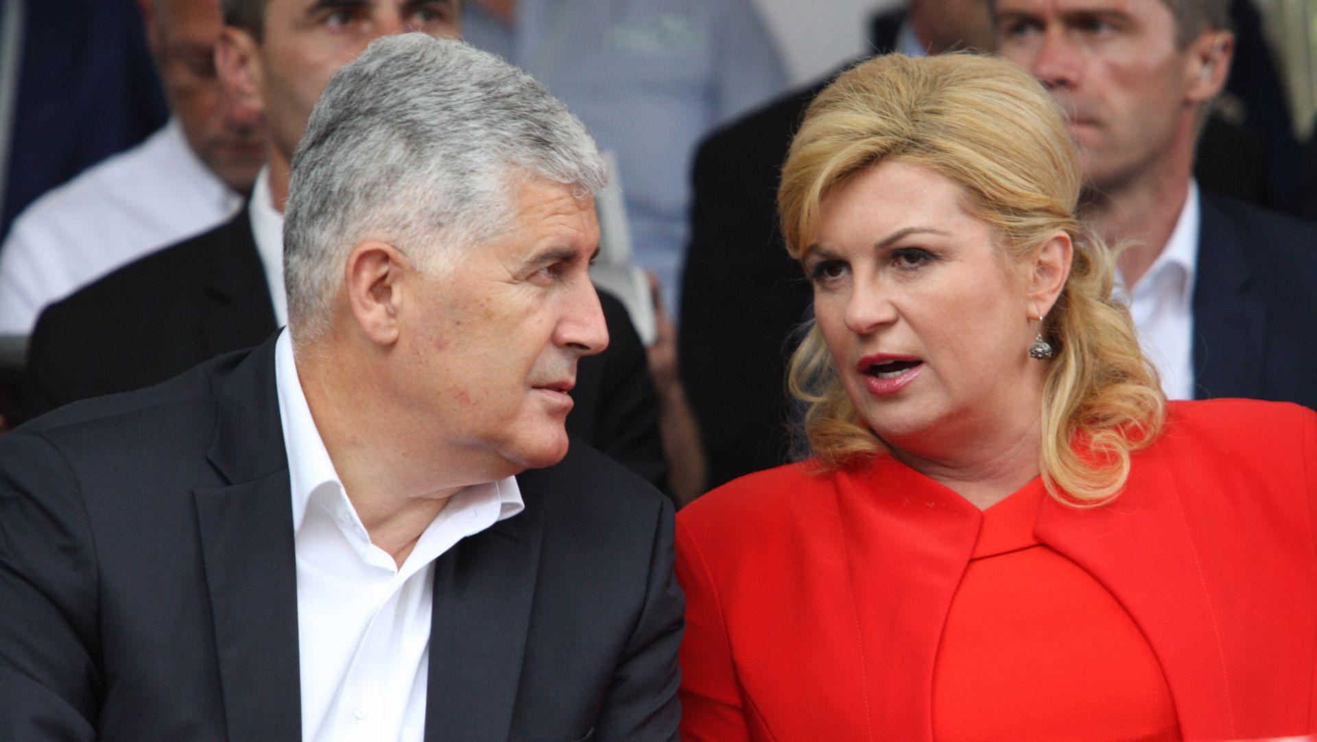 """GRABAR KITAROVIĆ Pravosudna tijela trebaju rješavati pitanje pozdrava """"Za dom spremni"""""""