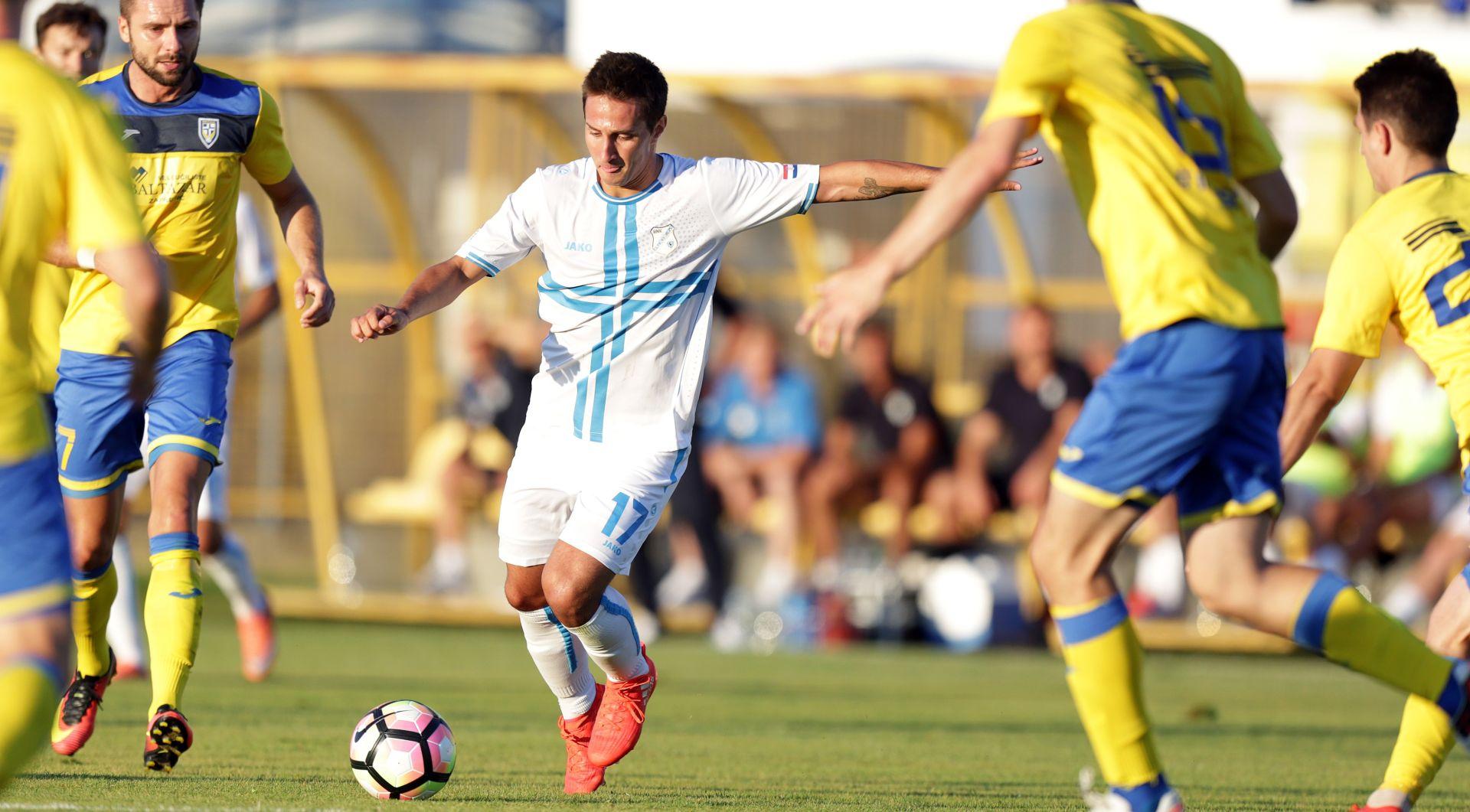 HNL Inter i Rijeka podijelili bodove, oba gola pala u sudačkoj nadoknadi