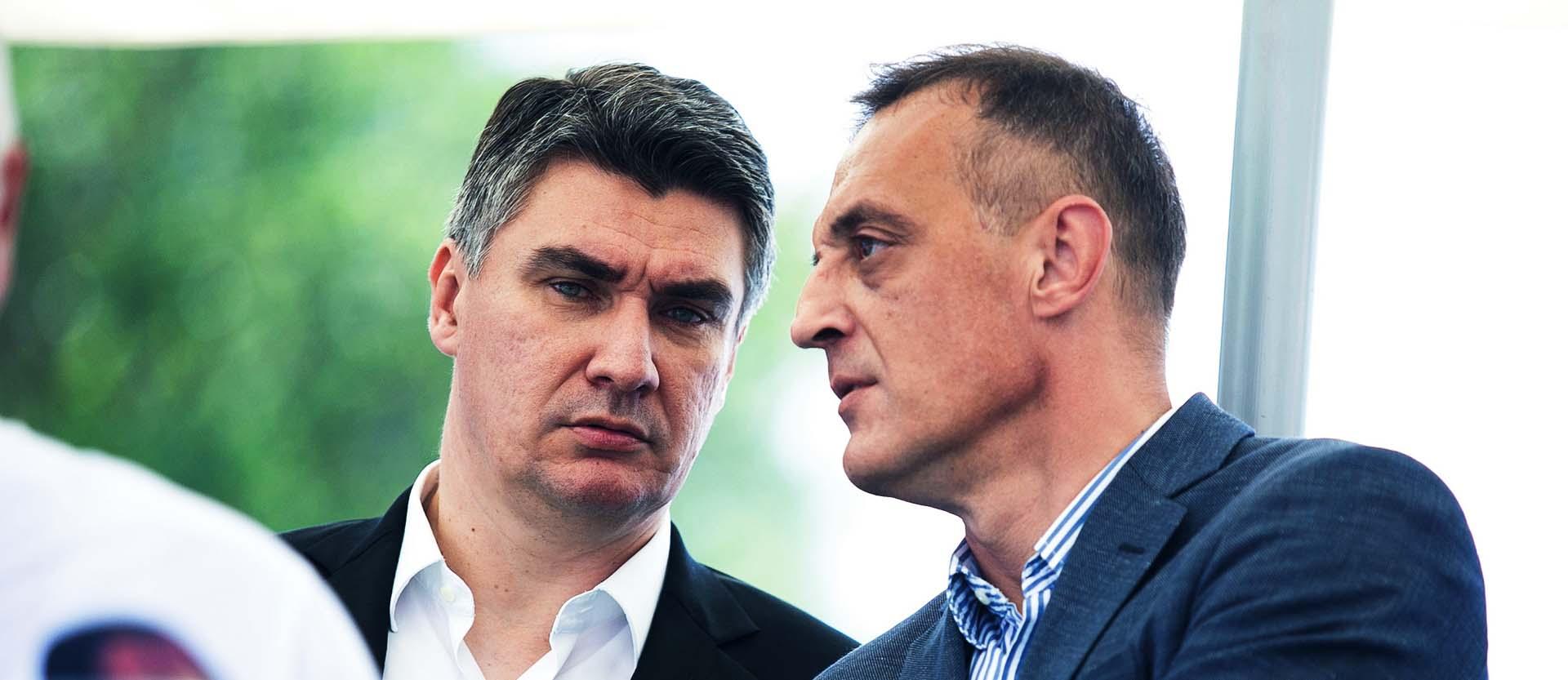 PROBLEMI ZA MILANOVIĆA zbog pobune slavonskih SDP-ovaca