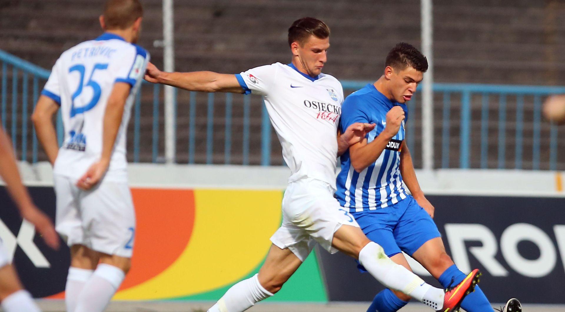 HNL Osijek preokrenuo protiv Lokomotive i došao do trećeg mjesta