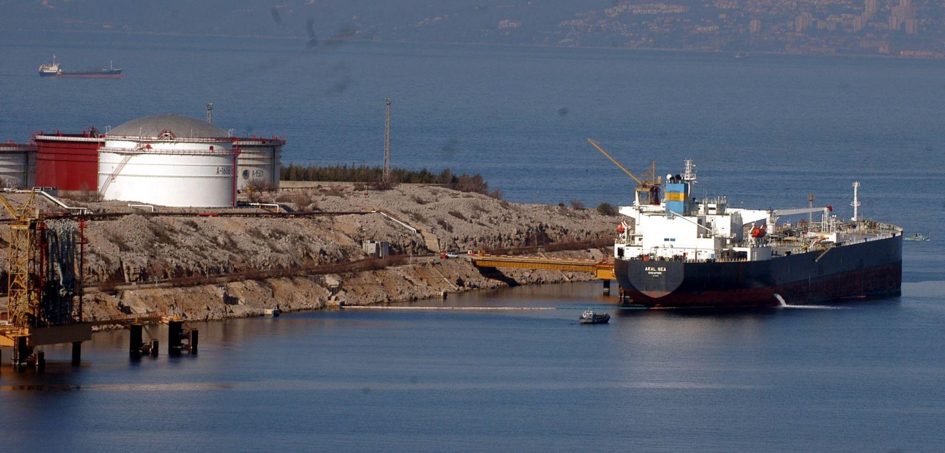 Izgradnja LNG terminala na Krku politički je potez i strateški interes SAD-a u borbi protiv ovisnosti EU-a o Rusiji