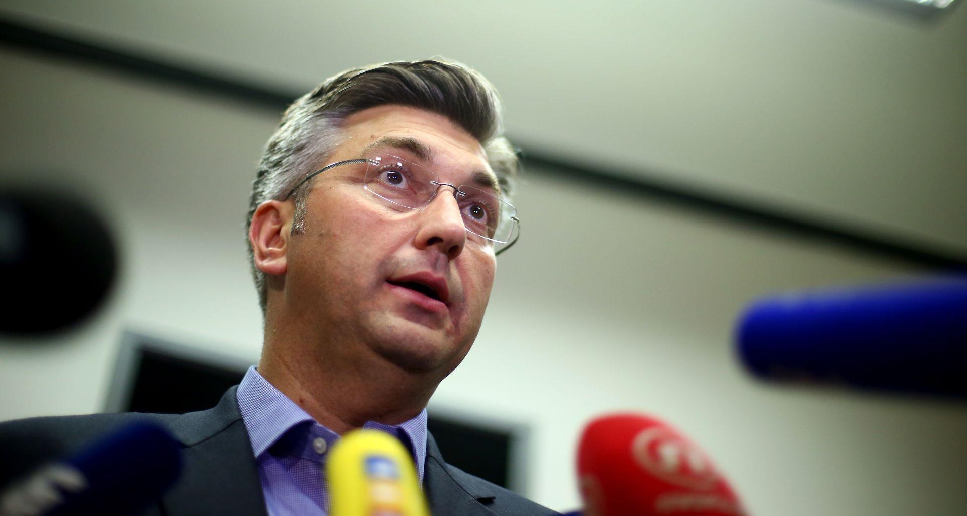 SASTAJE SE VRH HDZ-A Odlučuje se o nositeljima izbornih lista