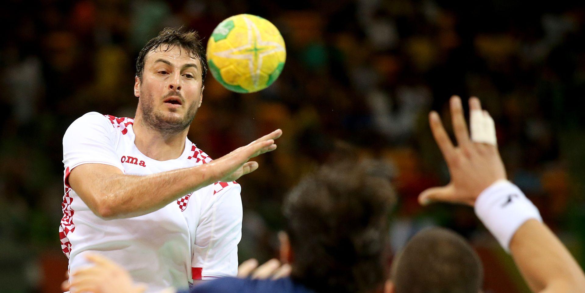 OI RUKOMET Hrvatska se provukla protiv Argentine
