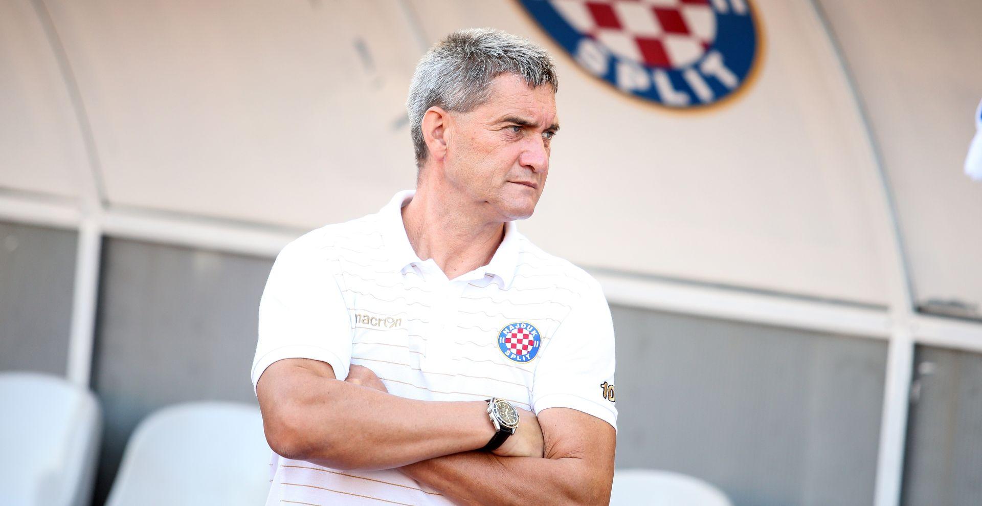 """PUŠNIK """"Ludost je uspoređivati Hajduk i Dinamo"""""""
