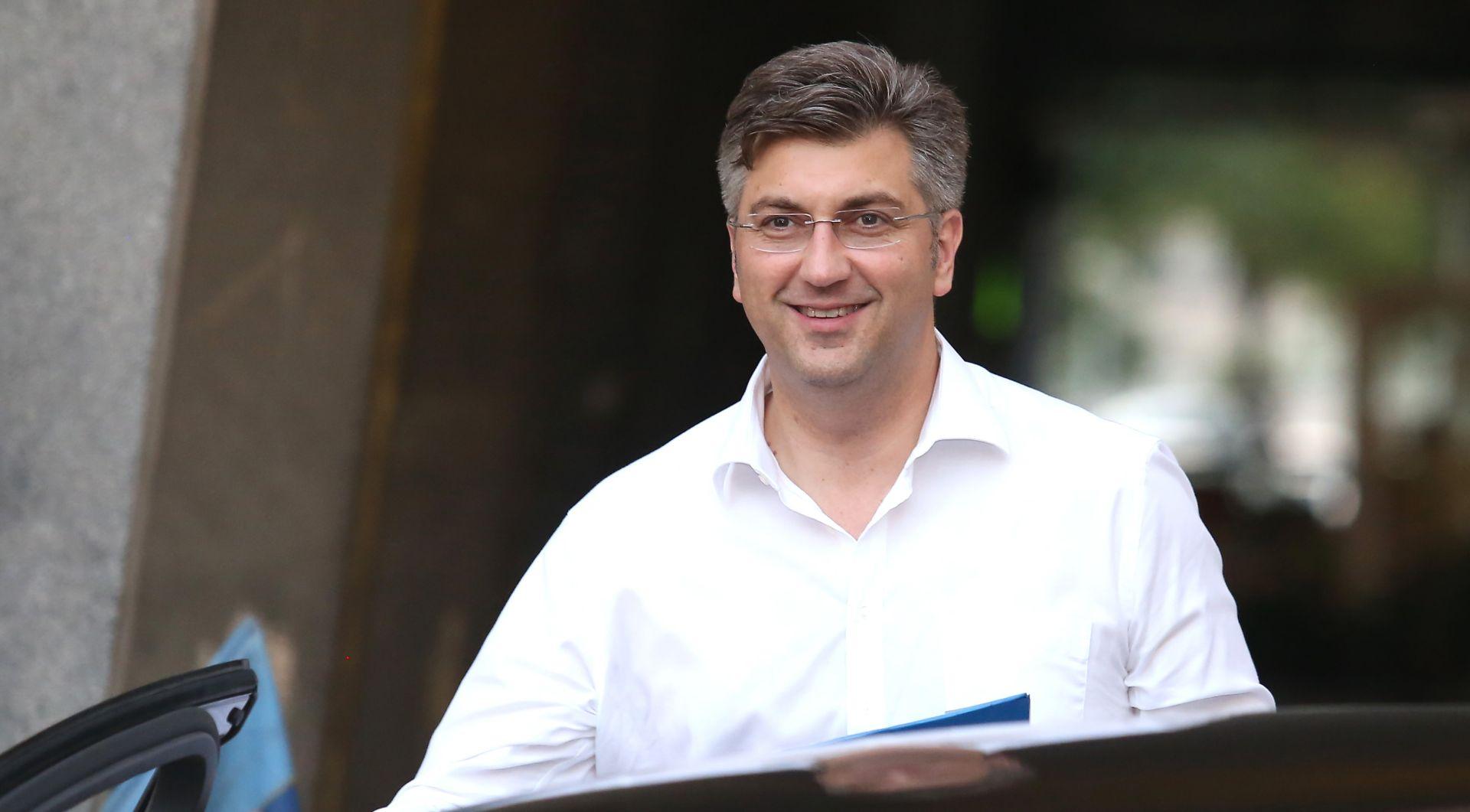 Politico o Plenkoviću: Nepoznati političar koji se nada vladati Hrvatskom