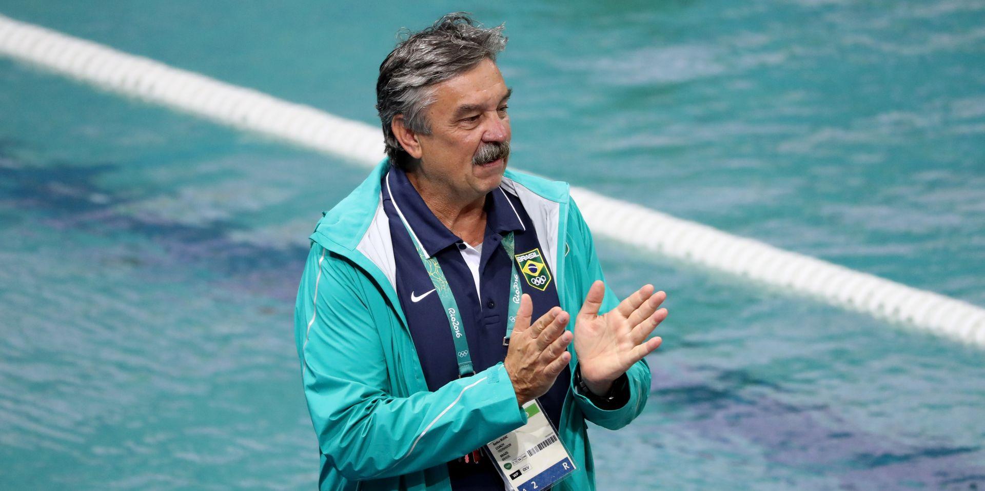 OI VATERPOLO Rudićev Brazil šokirao Srbiju
