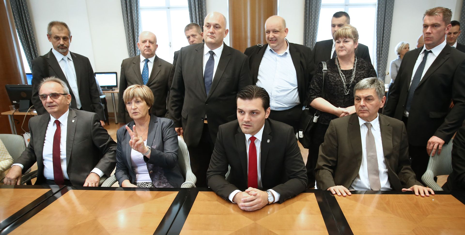 Ruža Tomašić pozvala pravaške glasače da daju glas koaliciji HDSSB-a i Konzervativaca