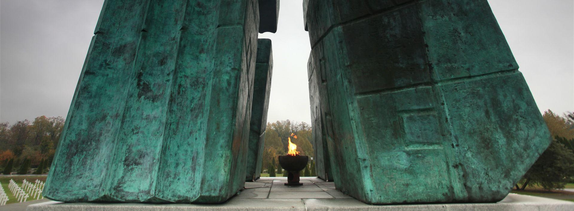 OBLJETNICA OLUJE Za Dan pobjede u Vukovaru pušteno više od tisuću golubova