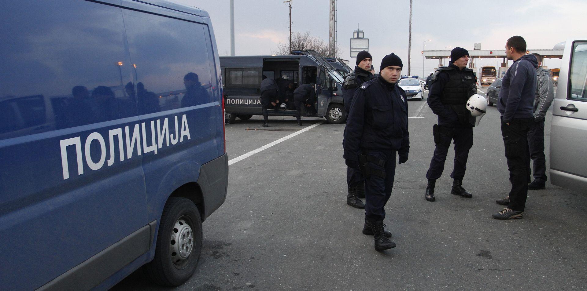Drama u Beogradu: Naoružan muškarac pucao po gradu, pa uletio u neboder