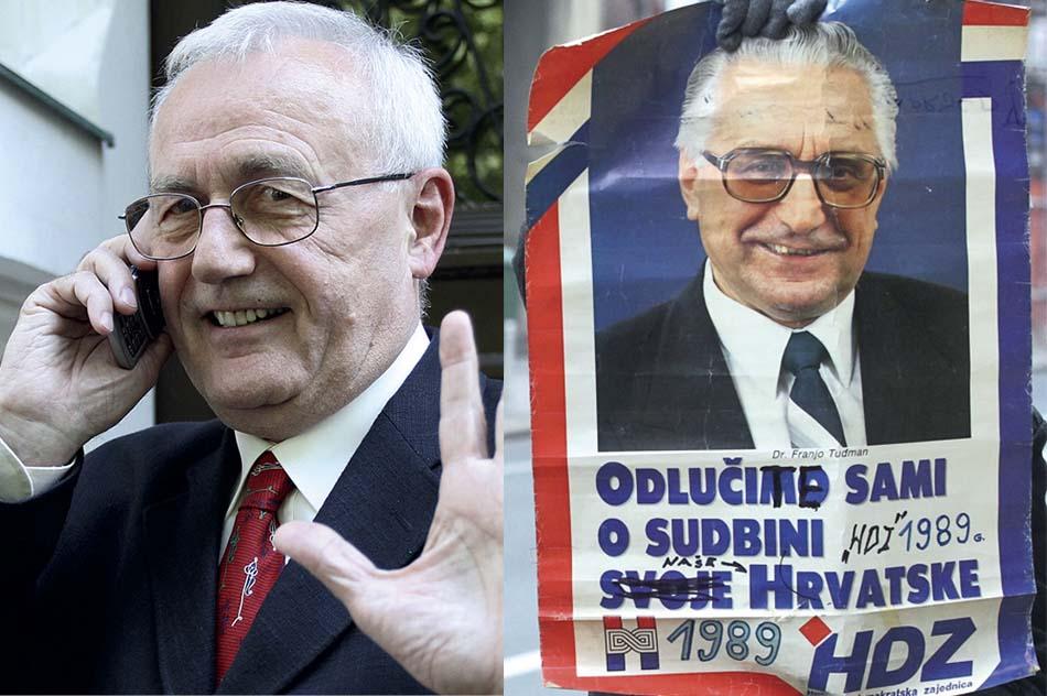 TAJNA VEZA Tuđmana i Perkovića – kako je osuđeni udbaš Tuđmanu pomogao stvoriti Hrvatsku